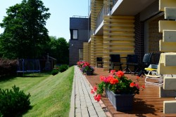 "Holiday apartments and rooms in Palanga - gest house ""Irenta"" -"