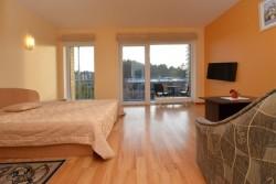 Vieno kambario apartamentai Nr. 6 -